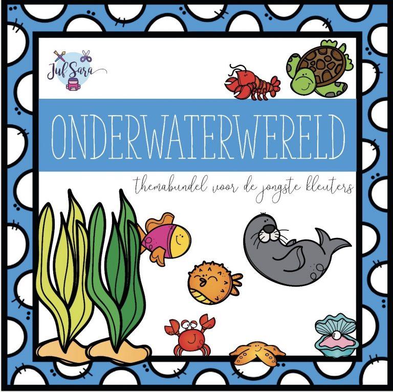 Onderwaterwereld - Juf Sara