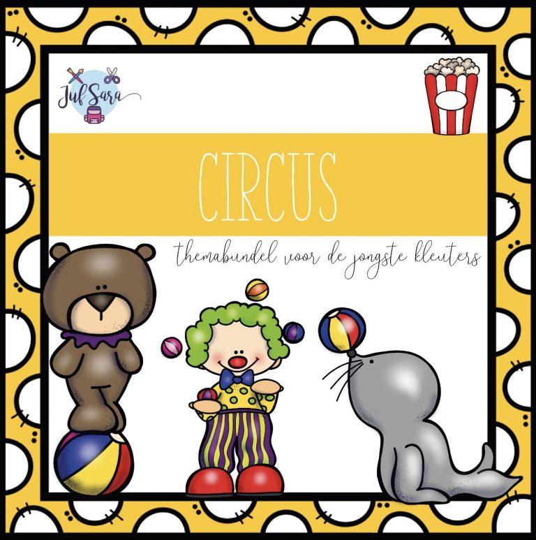 Circus - Juf Sara