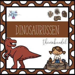 Dinosaurussen - Juf Sara