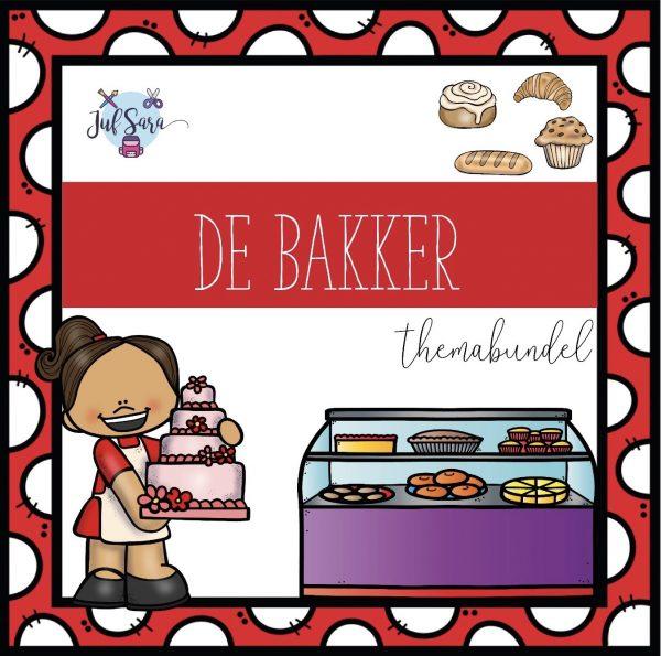 De bakker - Juf Sara